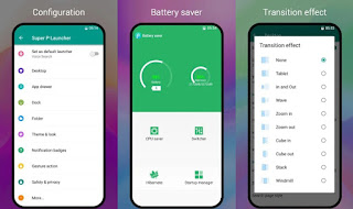 Super P Launcher for Android P 9.0 v2.6 Prime Latest APK Is Here !