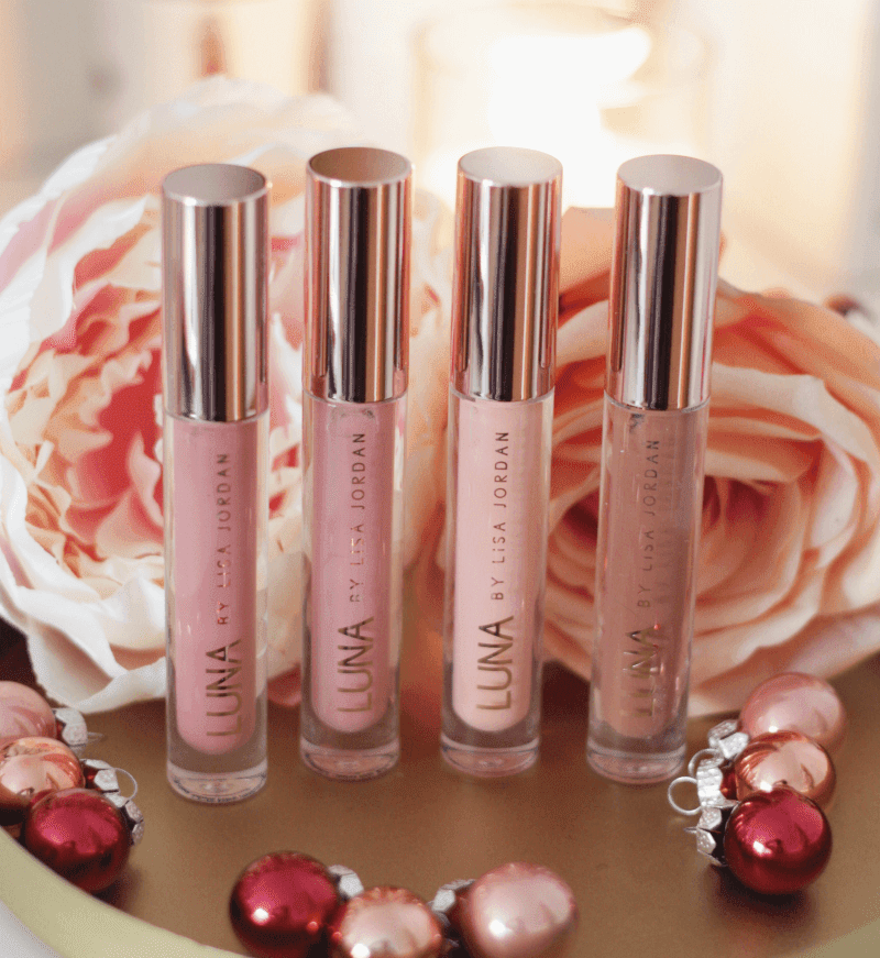 Luna by Lisa lip glosses
