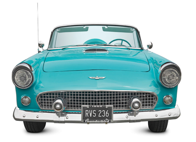 Ford Thunderbird, classic cars