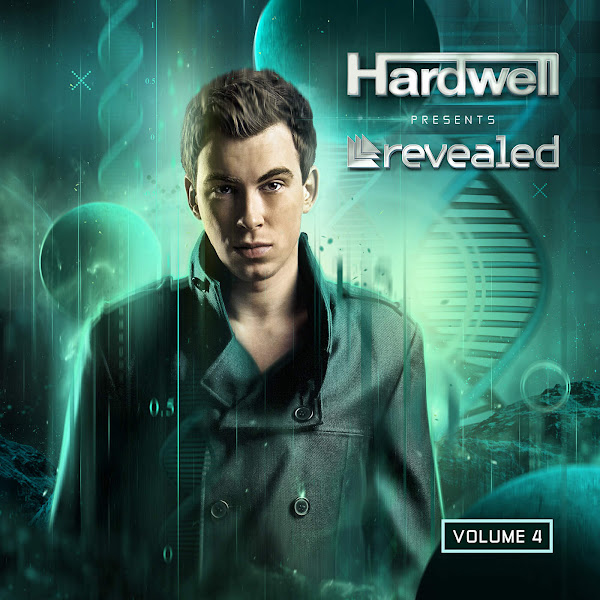 Hardwell - Hardwell Presents Revealed Volume 4 Cover