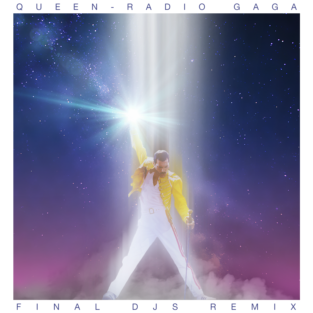 Spacedisco Radio Gaga Remix | QUEEN RADIO GAGA FINAL DJs REMIX | REMIX PREMIERE IM STREAM