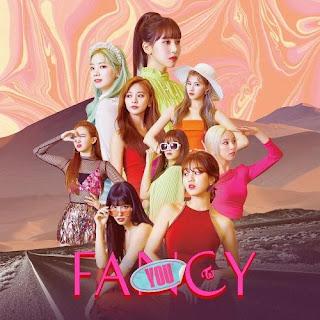 yang betajuk FANCY YOU yang didistribusikan oleh label JYP Entertainment Lirik Lagu TWICE - Hot dan Terjemahan