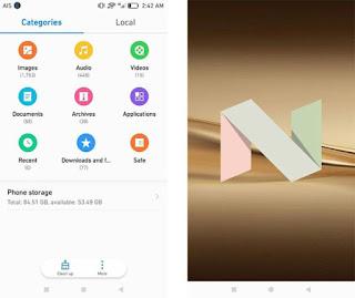 novedades que traera android nougat para tu celular huawei p9