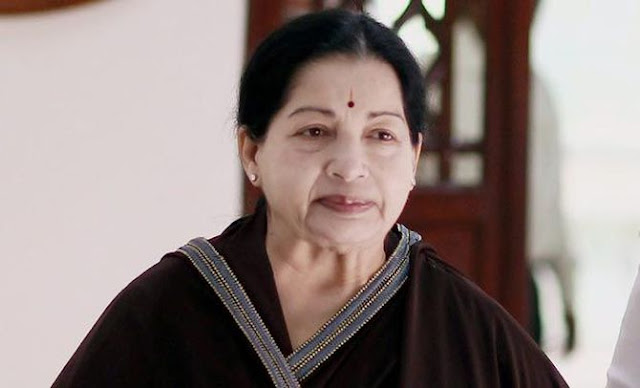 06jaya After battling for life for 75 days, Tamil Nadu Chief Minister J Jayalalithaa breathed her last at 11.30 pm on Monday.