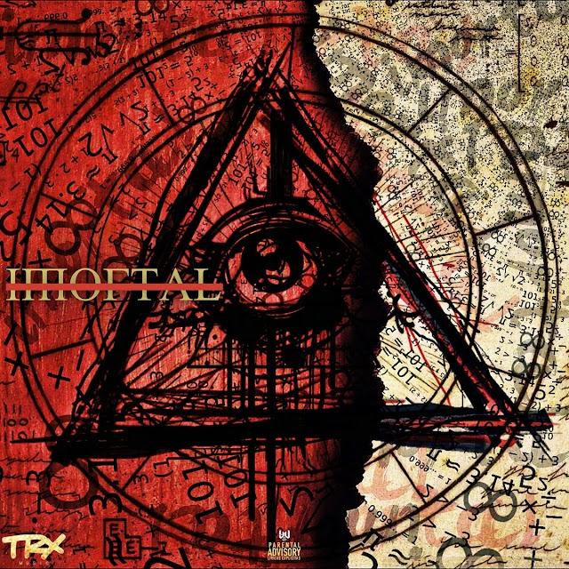 TRX Music Apresenta: Kelson Most Wanted - Imortal (Mixtape) [Download]