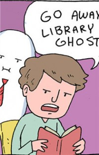 Library Ghost Manhua – Truyện tranh