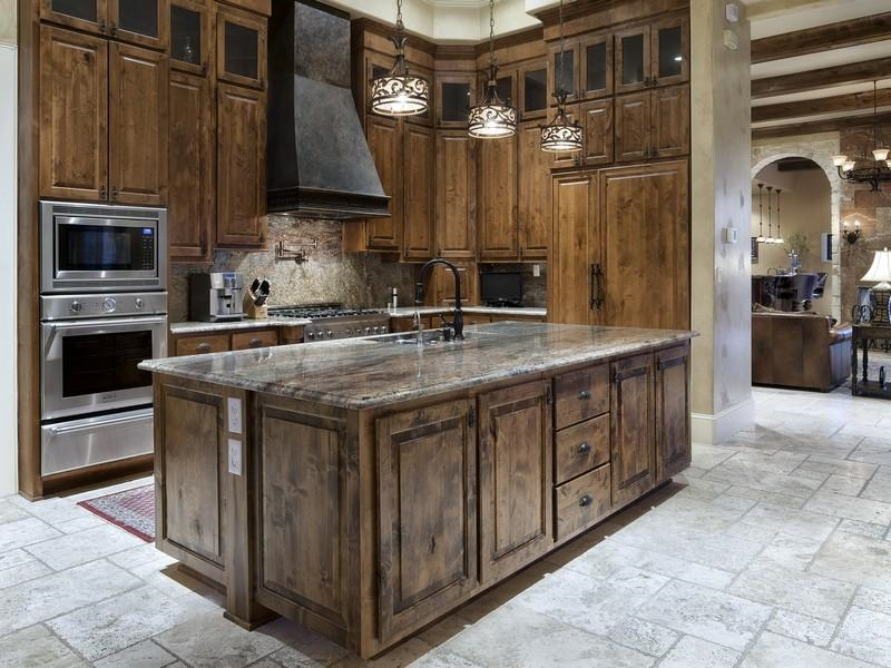 Old World Cabinets