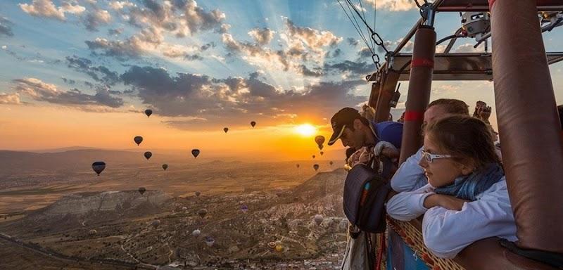 Akhirnya Cappadocia, Turkey