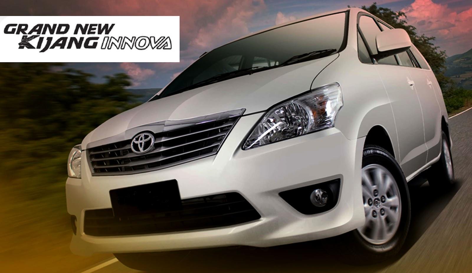 Spesifikasi Toyota All New Kijang Innova Interior Grand Avanza 1.3 G A/t Review Otomotif