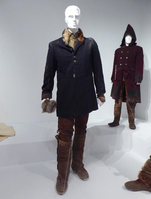 Domhnall Gleeson Captain Andrew Henry costume Revenant