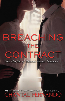 Release Blitz: Breaching The Contract (Conflict of Interest, #1) by Chantal Fernando (Review)