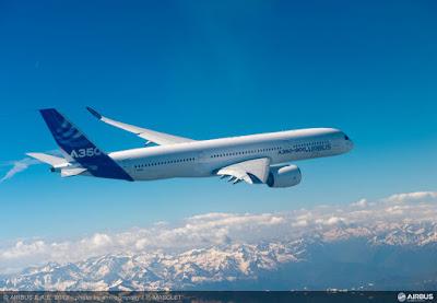 Airbusa A350