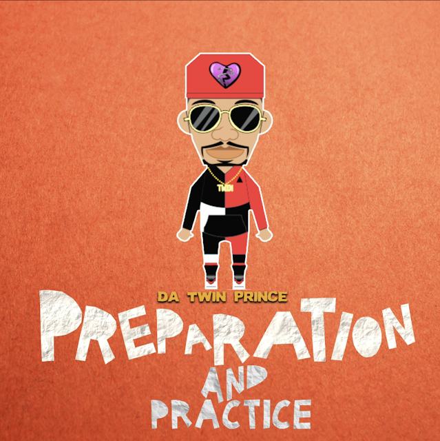 "EASTCOAST MUSIC >> Da Twin Prince drops romantic new-age RnB love song ""Preparation and Practice"""