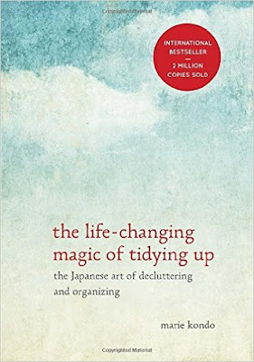 books-book review-lifechanging magic of tidying up