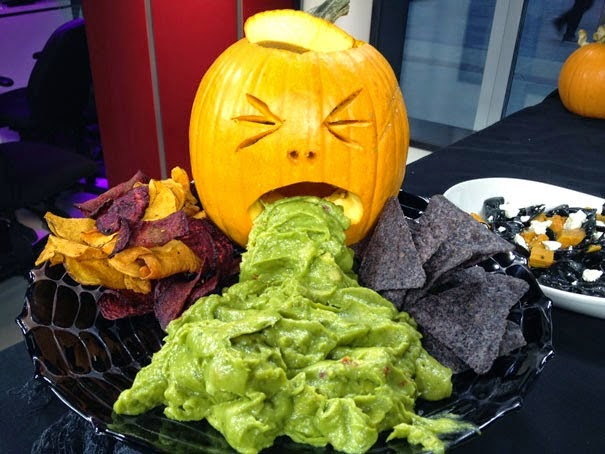 7 Makanan Paling Jijik Saat Halloween