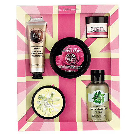 regalos san valentin the body shop
