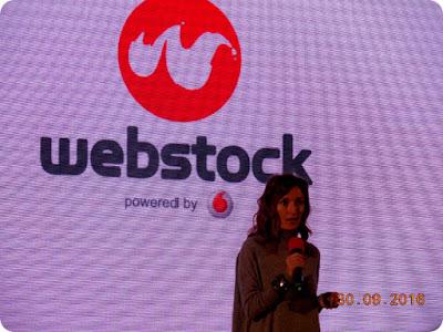 Paula Herlo la Webstock