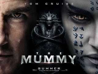 tom cruise mummy movie poster wallpaper screensaver image picture dark universe