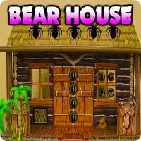 AvmGames Bear House Escape