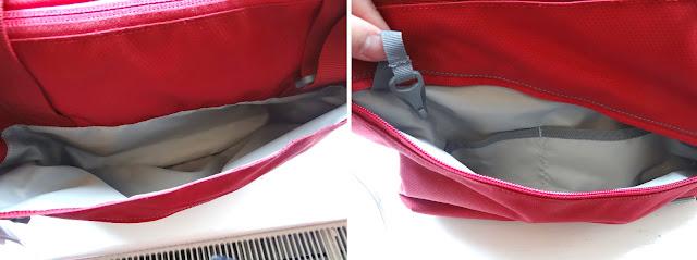 13 inch laptop bag, girls laptop bag, red bag
