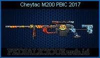 Cheytac M200 PBIC 2017