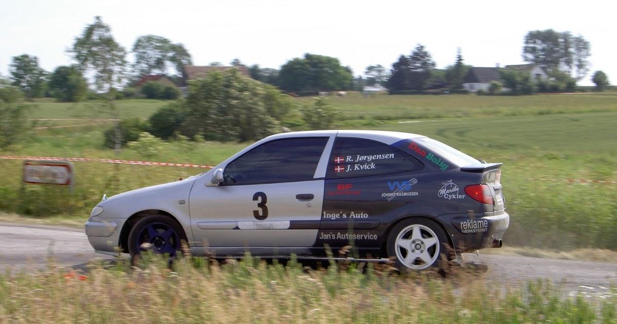 ulfs rally sida: Peugeot Rally Slagelse 2005