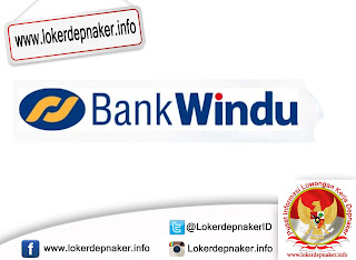 Loker PT Bank Windu Kentjana Internatinal