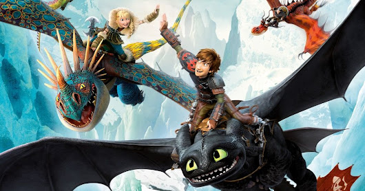 How to Train Your Dragon Movie Review ~ Read Something New