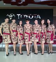 Dealer Toyota Blitar Jawa Timur