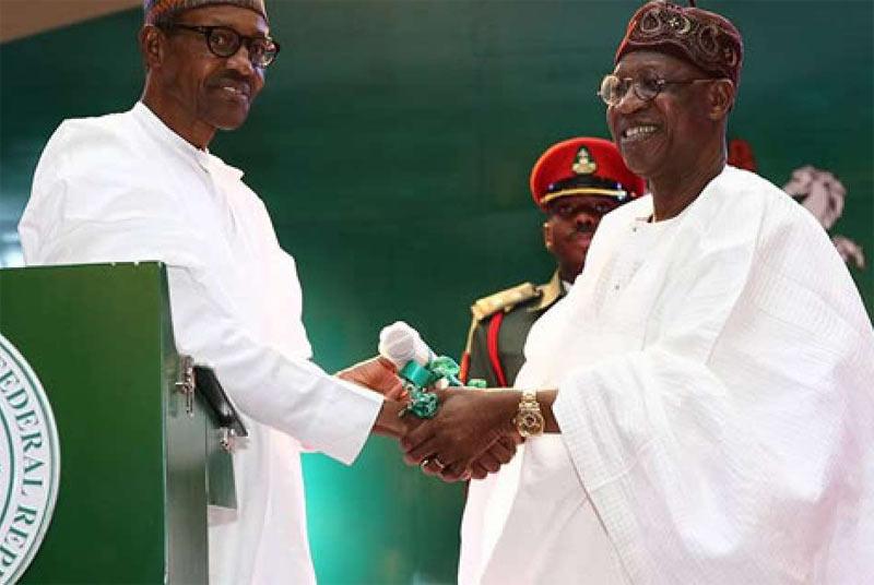 President Buhari is not sick - Lai Mohammed