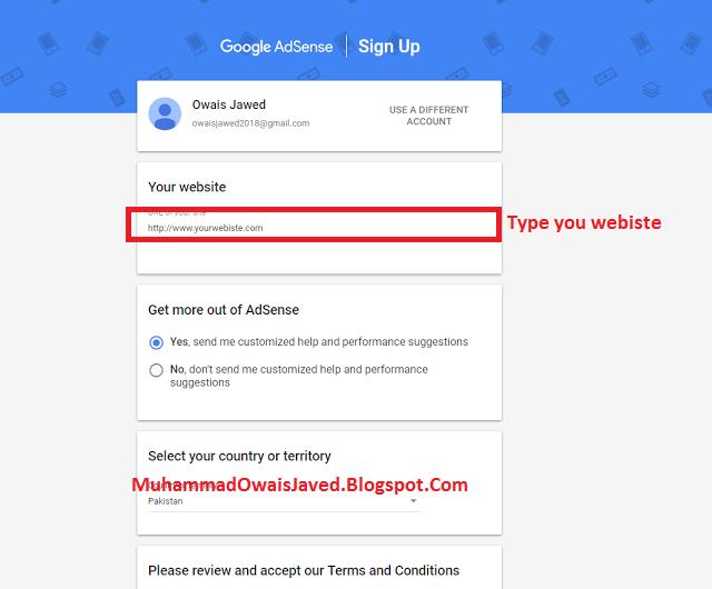 Type Your Website