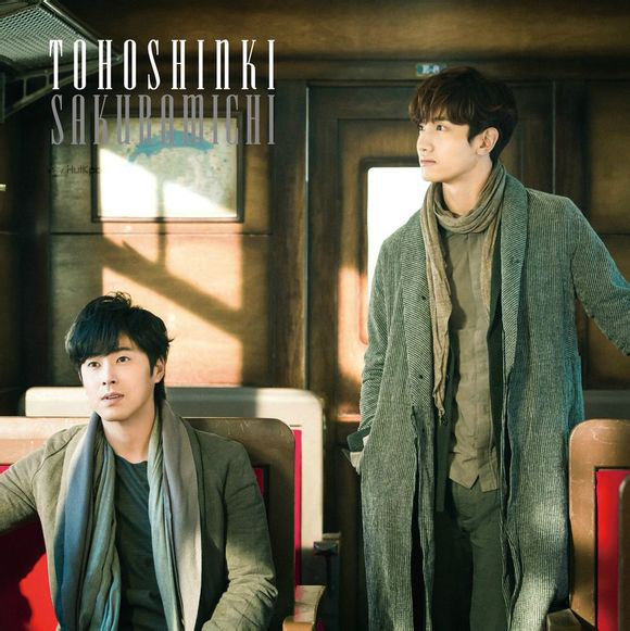 [Single] Tohoshinki – Sakuramichi (Japanese) (FLAC)