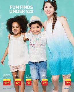Walmart Flyer May 4 to May 17 2017