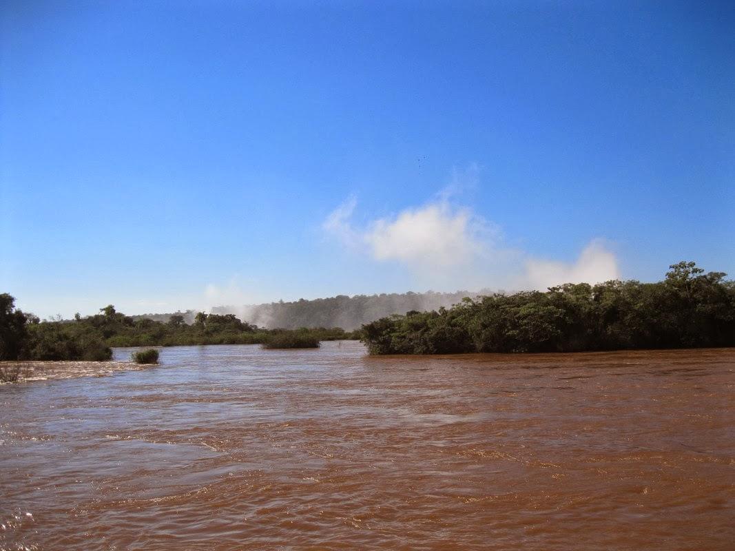fiume iguazu