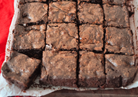 brownie chocolate vender