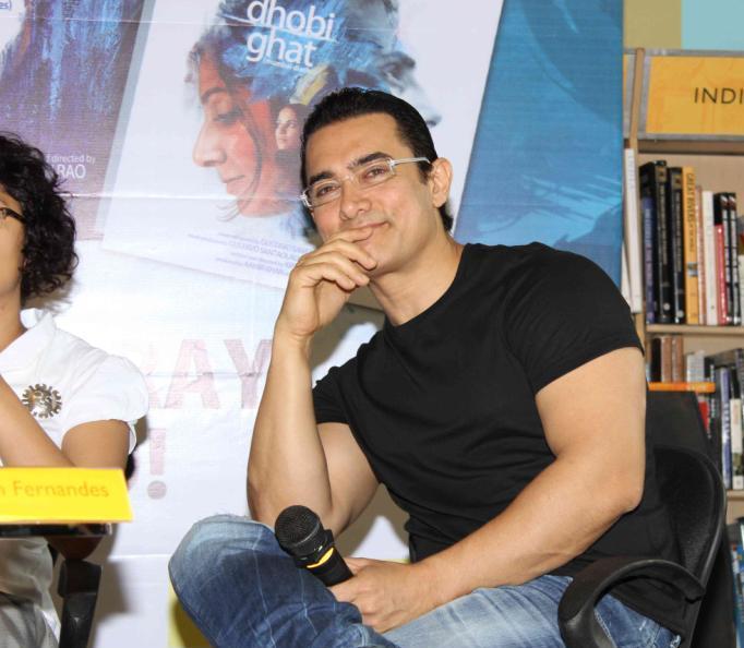 Download Song Lock Up By Karan: Amir Khan & Kiran Latest Photos