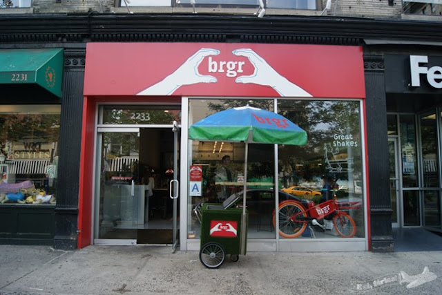 BRGR Nova Iorque