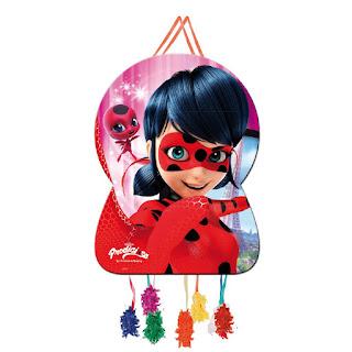 Piñatas Ladybug