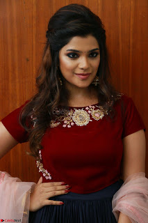 Actress Aathmika in lovely Maraoon Choli ¬  Exclusive Celebrities galleries 084.jpg