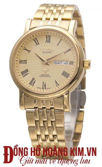 mua đồng hồ citizen chính hãng hcm