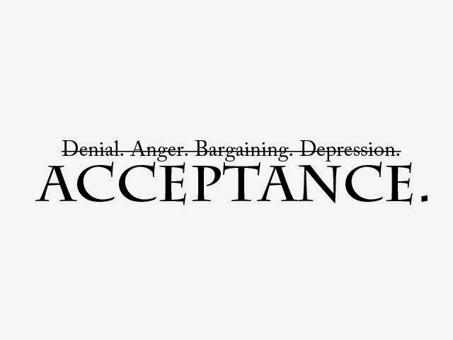 Image result for acceptance typography