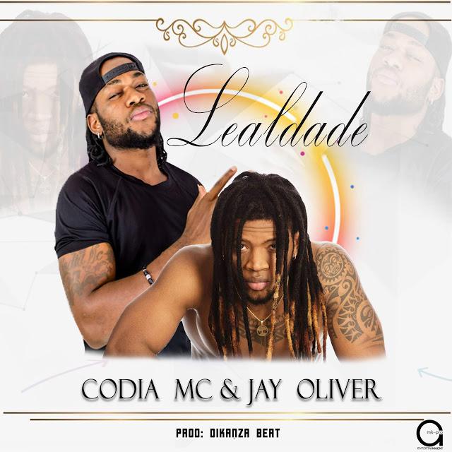 Codia Mc Feat. Jay Oliver - Lealdade (Zouk)
