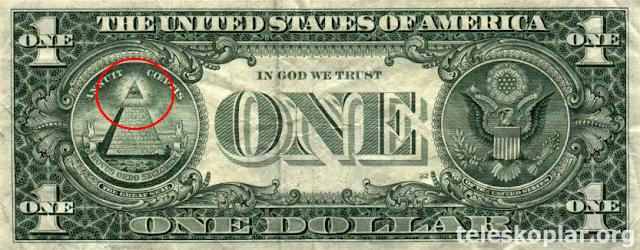 amerikan doları illuminati