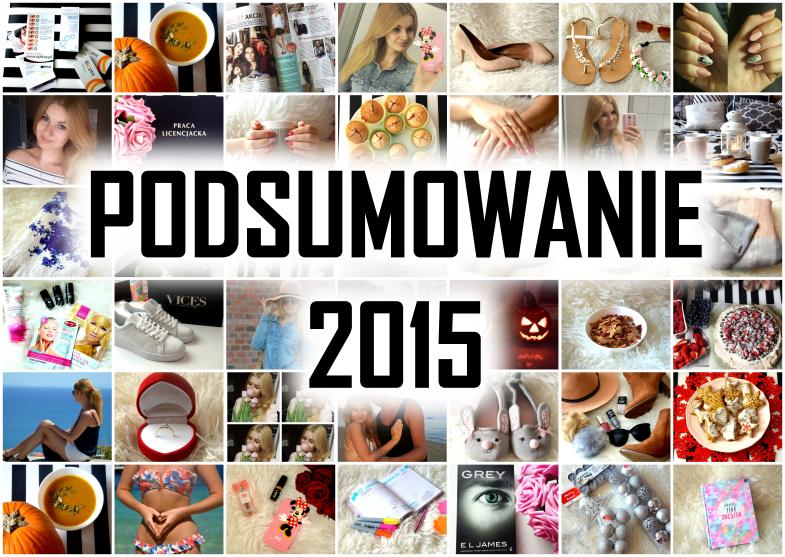 Podsumowanie 2015 !