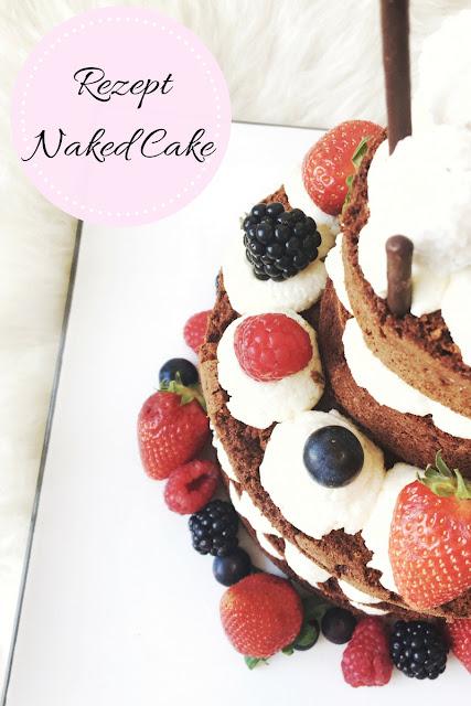 Rezept: Naked Cake