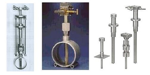 Anubar tube Differensial Pressure Flow Meter