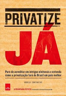 É possível uma privatização de estatais com justiça e inclusão social. Usando o exemplo da Petrobrás, veja porque o Estado não a leva adiante.