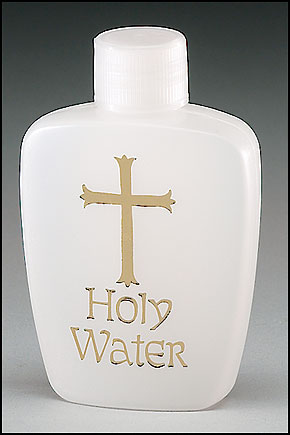 "PRIEST: "" WHY HOLY WATER COMES WITH ME WHENEVER I TRAVEL"""