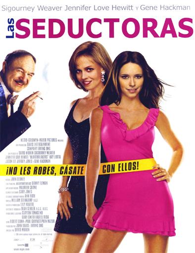 Ver Las estafadoras (Heartbreakers) (2001) Online