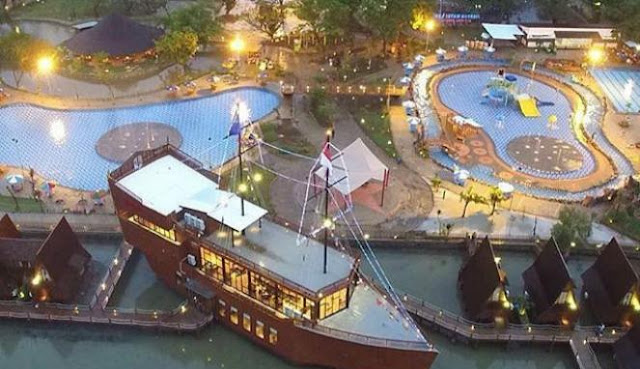 Wisata Cirebon Waterland